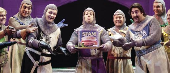 Spamalot Film Coming From Paramount Pictures