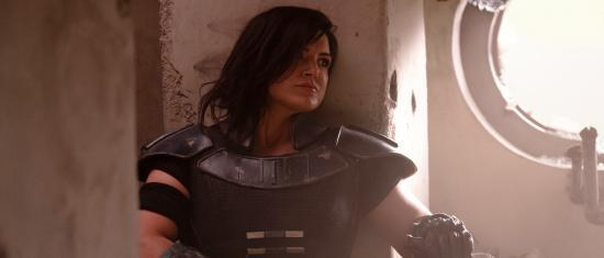 Gina Carano Addresses The Calls To Have Her Fired From The Mandalorian