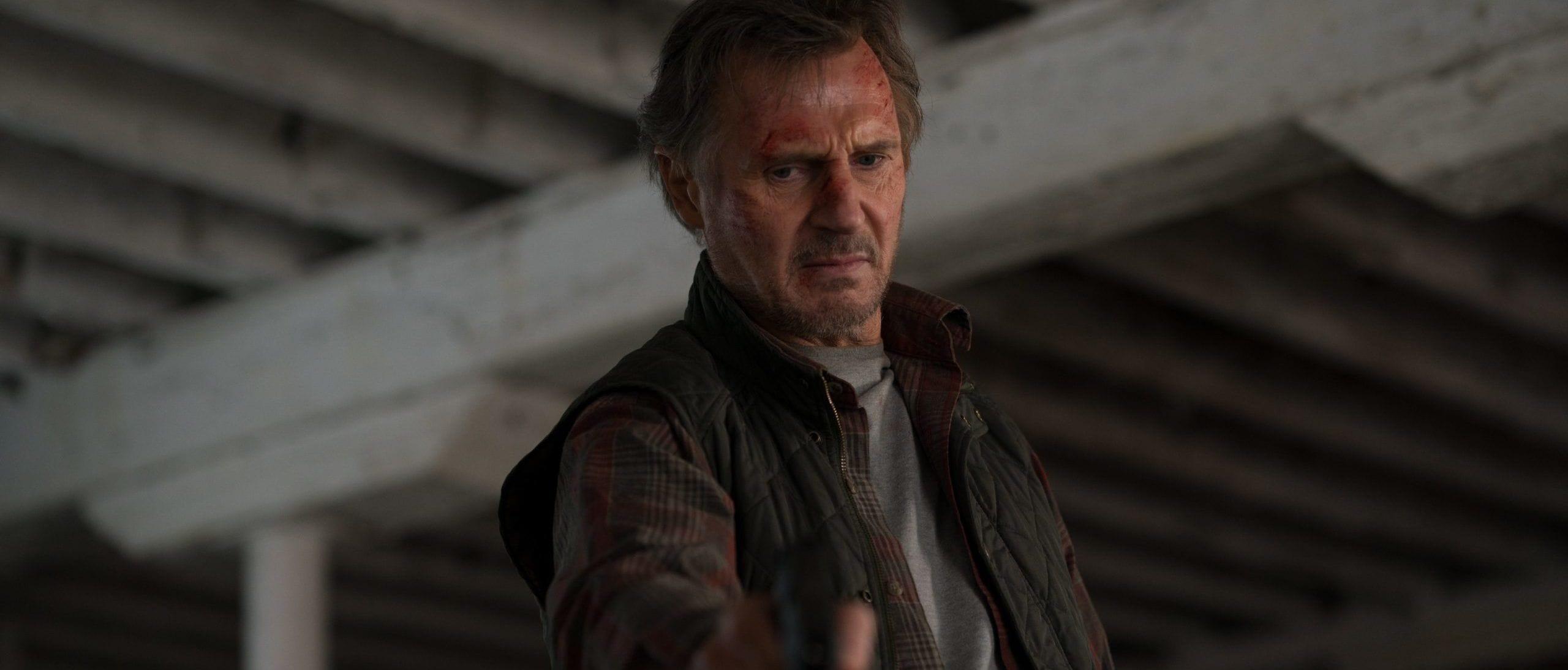 the-marksman action movies liam neeson worldwide box office