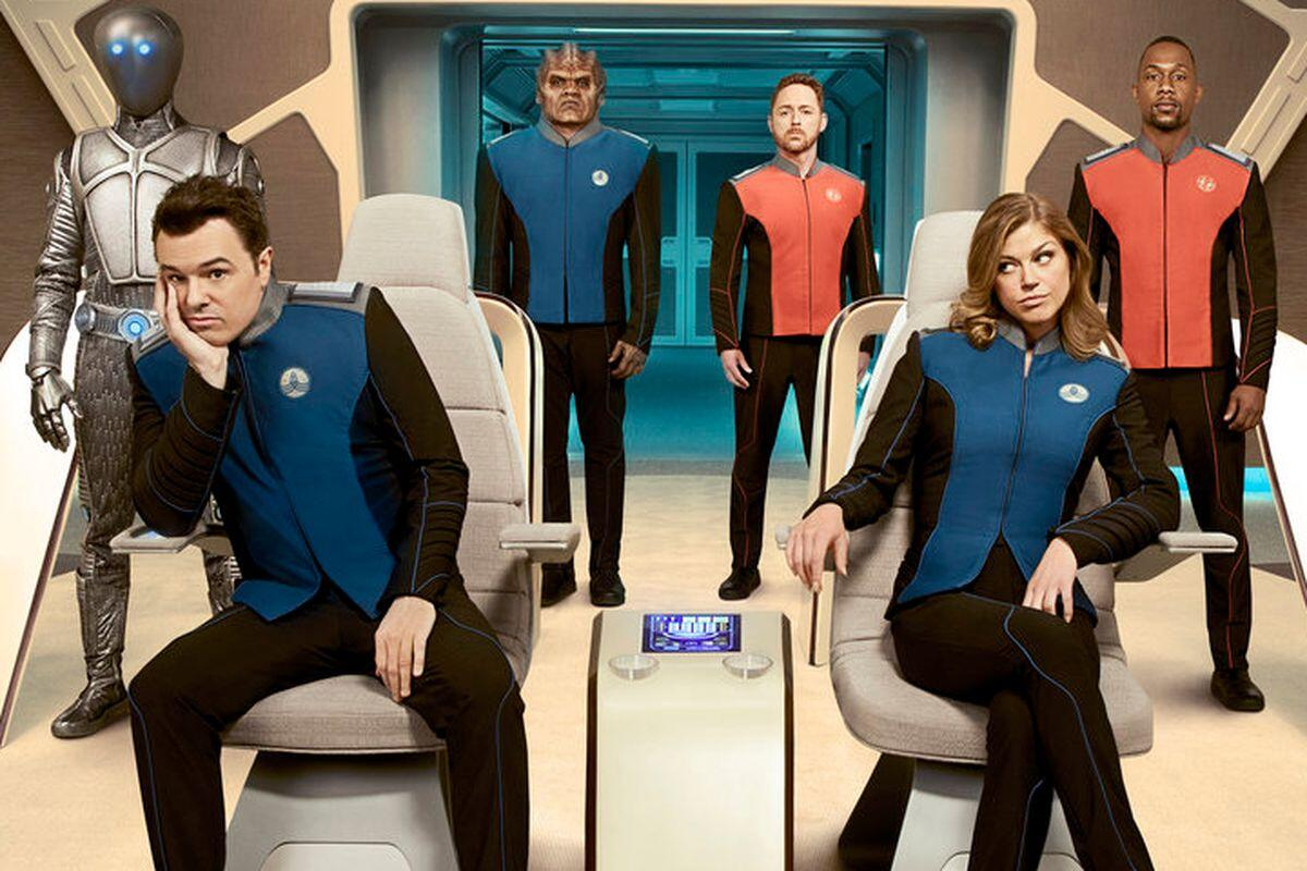 The Orville Cast