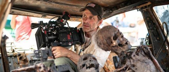 Zack Snyder Trending As Fans Gear Up For Army Of The Dead's Release