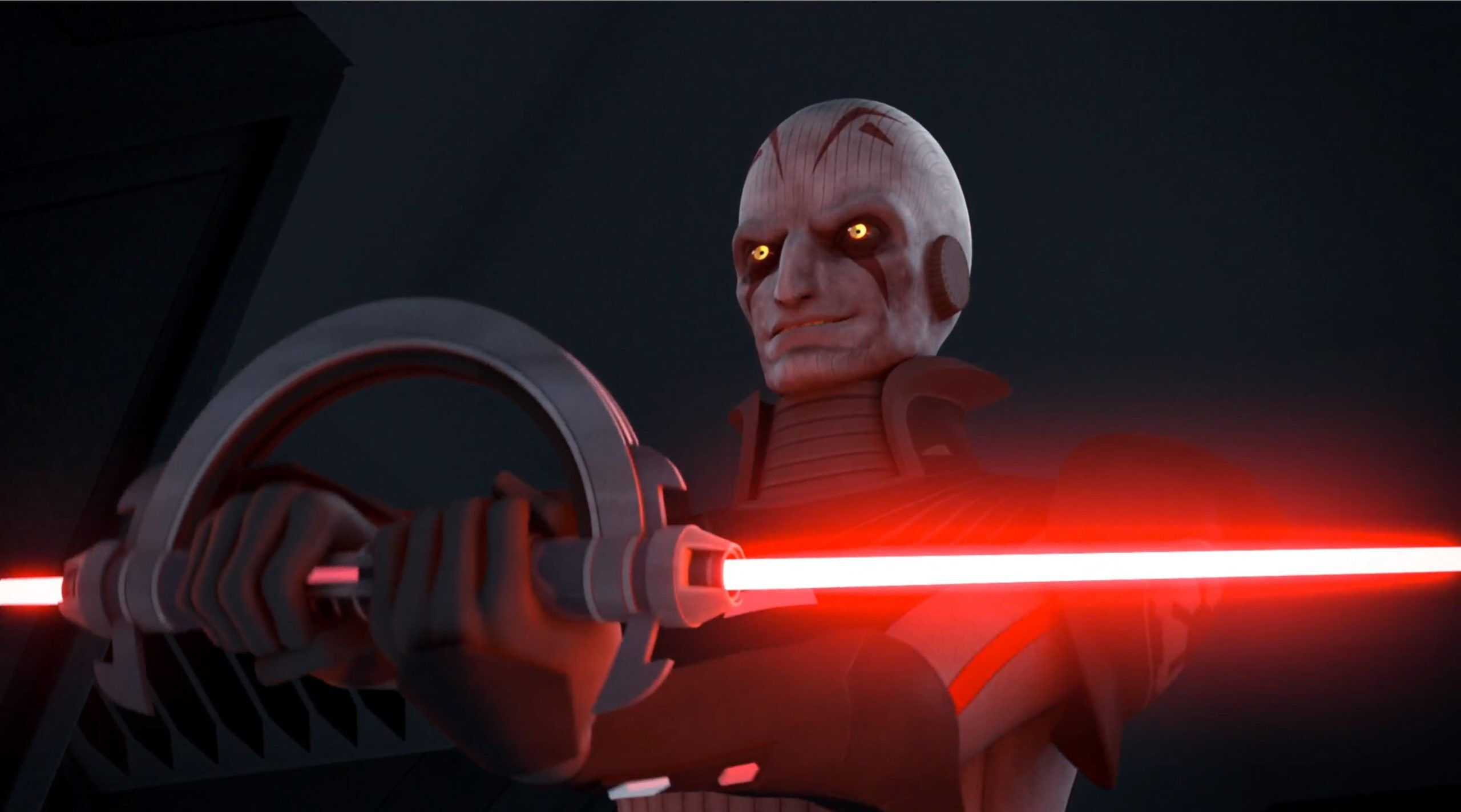 The Grand Inquisitor Star Wars Rebels