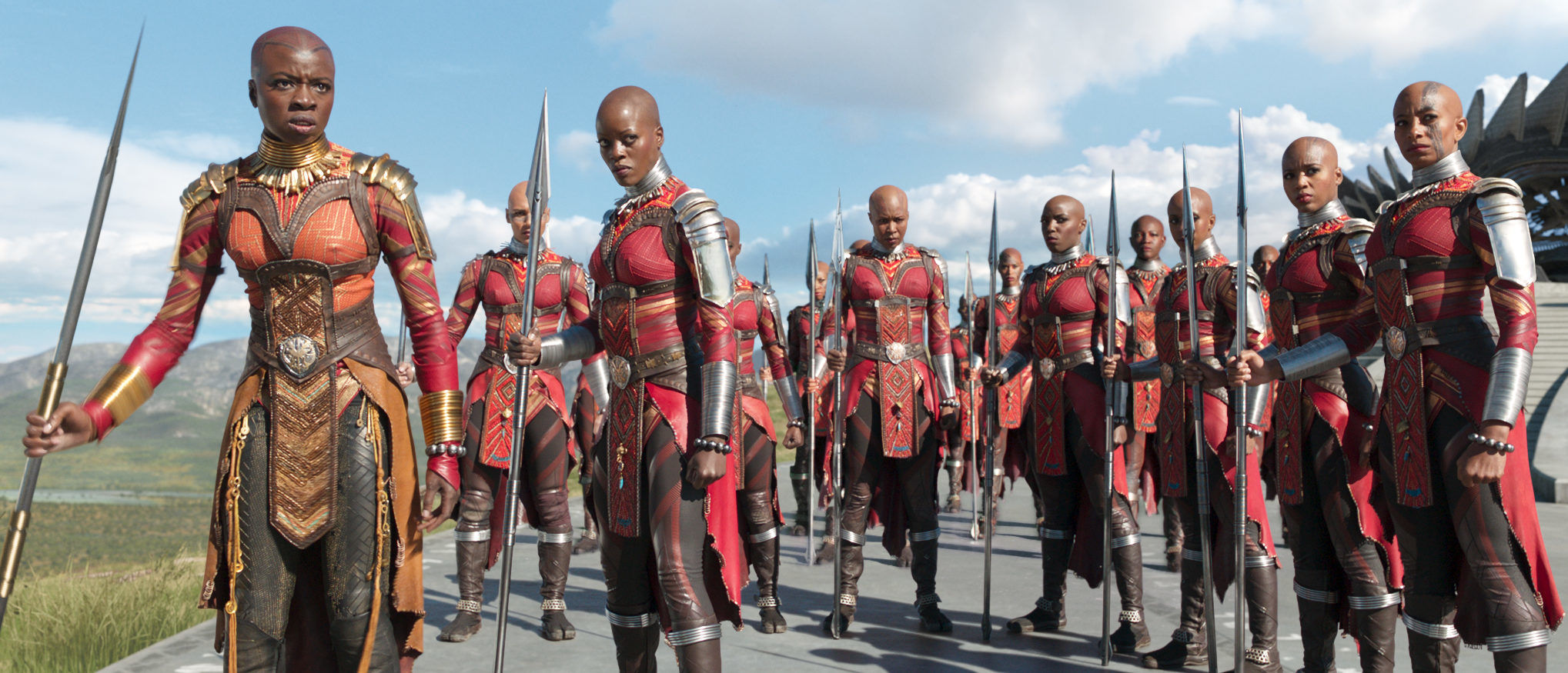 Black-panther-dora-milaje