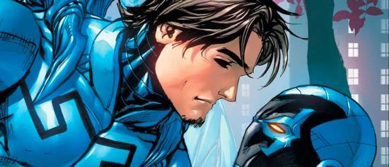 A Blue Beetle DC Comics Movie in The Works And Being Directed By Angel Manuel Soto