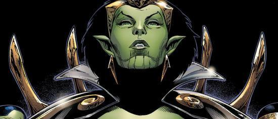 Captain Marvel 2 Casts Zawe Ashton As The Villain – Possibly Skrull Queen