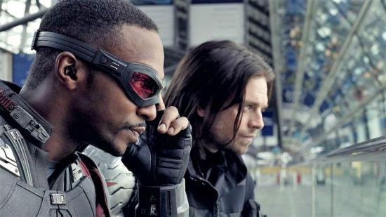 The Falcon And The Winter Soldier Given An R-Rating In Europe