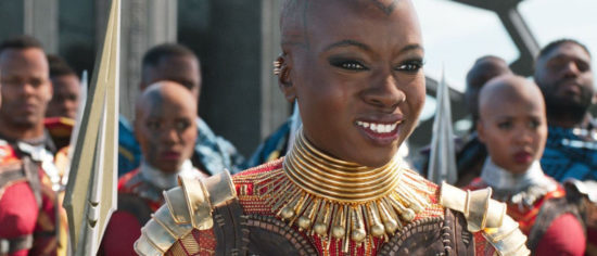 Black Panther Spinoff Series Rumoured To Focus On The Dora Milaje