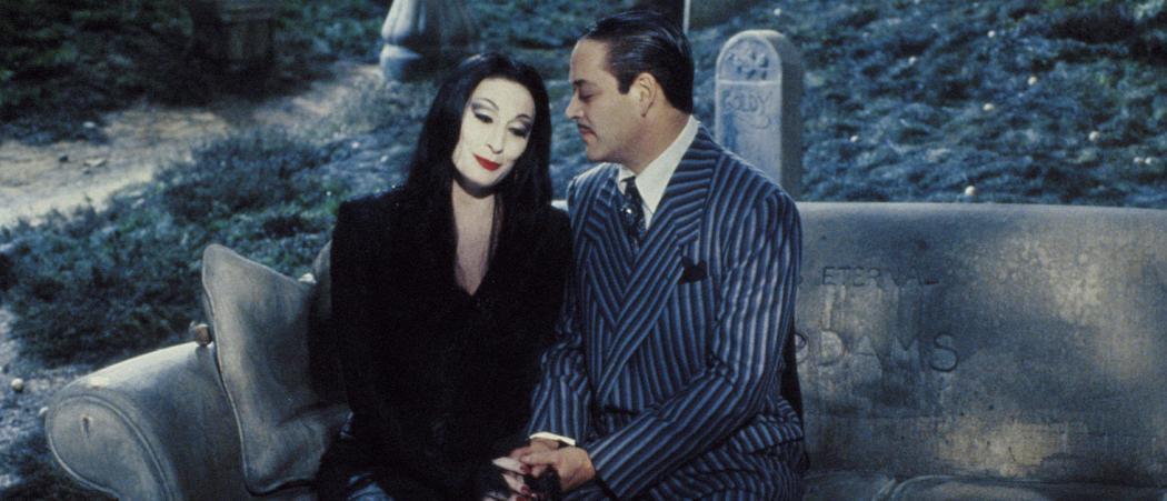 The Addams Family Netflix Tim Burton