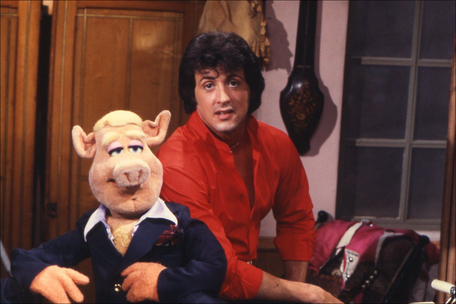 the-muppet-show Disney plus Sylvester Stallone