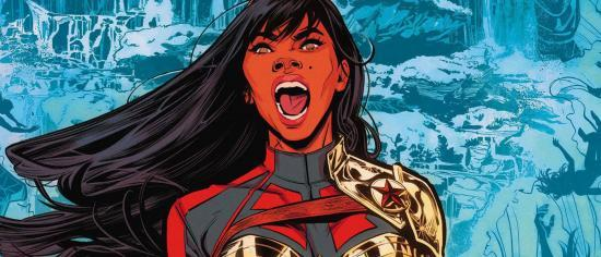 The CW Cancels The Wonder Girl Series Before It Starts Shooting