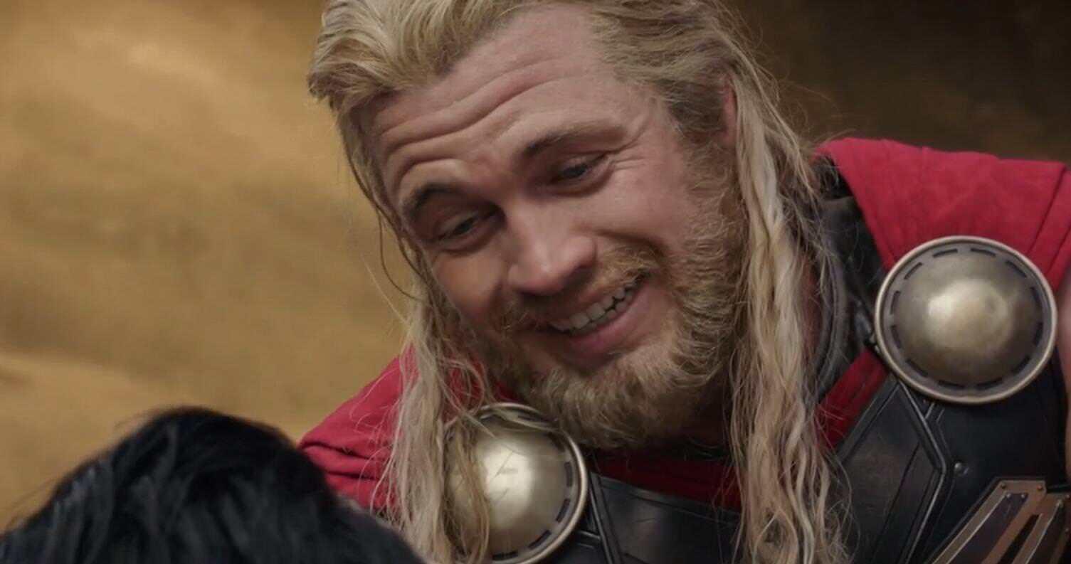 Luke Hemsworth Thor Ragnarok