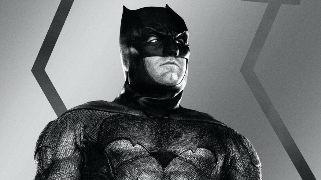 Ben Affleck Batman HBO Mas Series The Flash Movie DC Comics Batfleck
