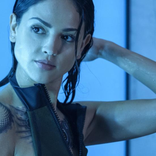 Eiza González In Talks To Play Hawkgirk In Shazam 2