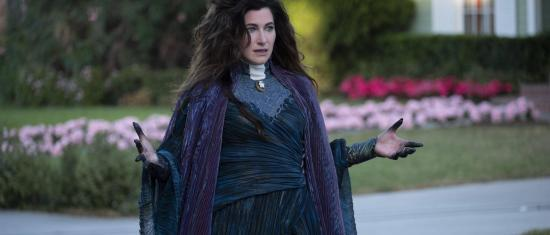 Agatha Harkness Will Return In The MCU Says Kevin Feige