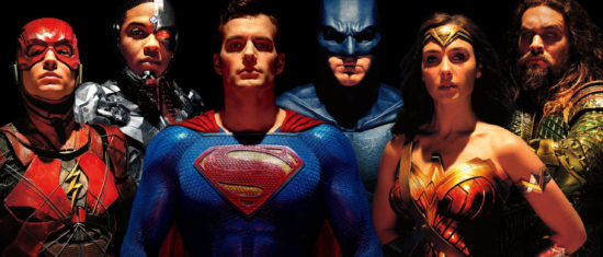 DC Films' Plan To Reboot The Justice League Revealed