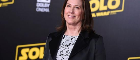 Disney CEO Wants Kathleen Kennedy To Run Lucasfilm 'For Many Years To Come'