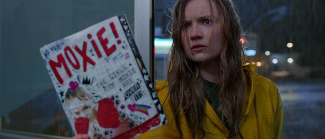 moxie film review Netflix