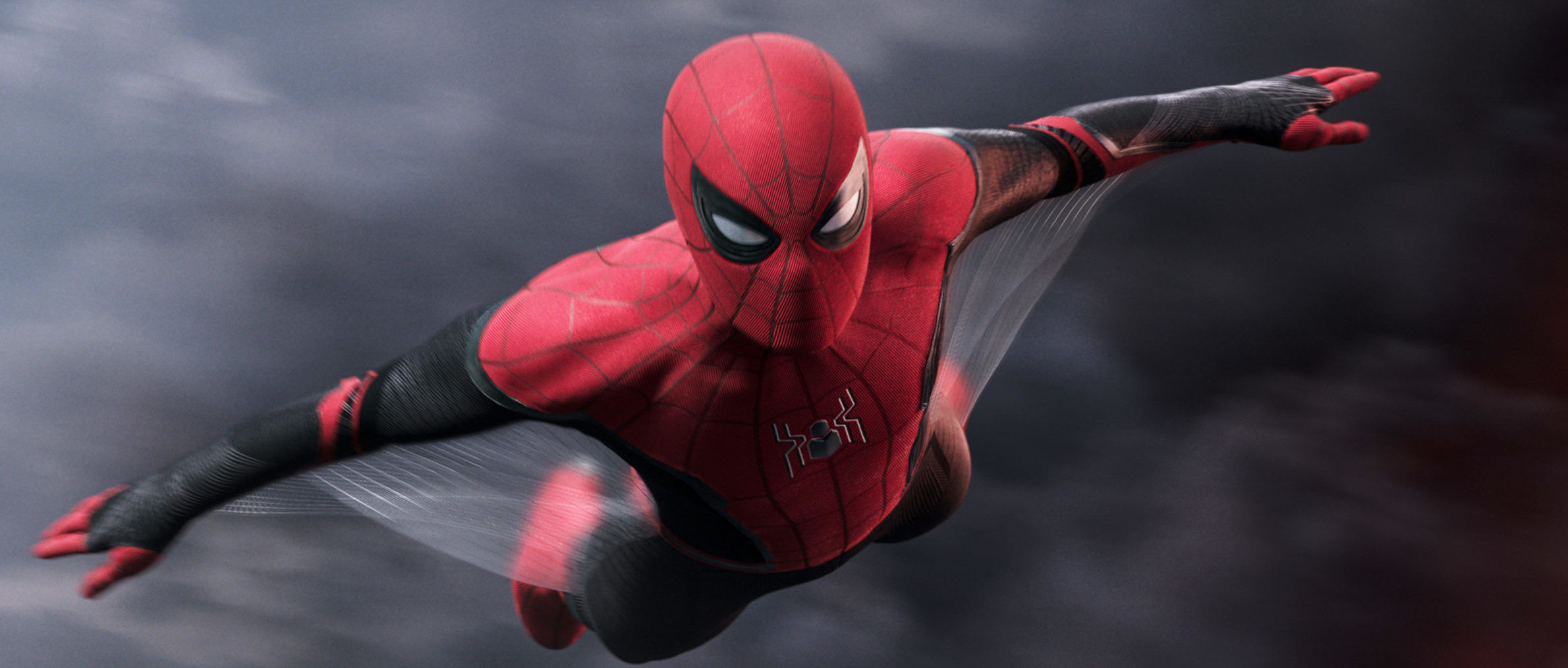spider-man-far-from-home the human torch