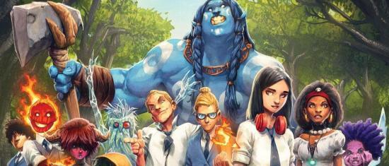Marvel Studios Working On A Strange Academy Series For Disney Plus