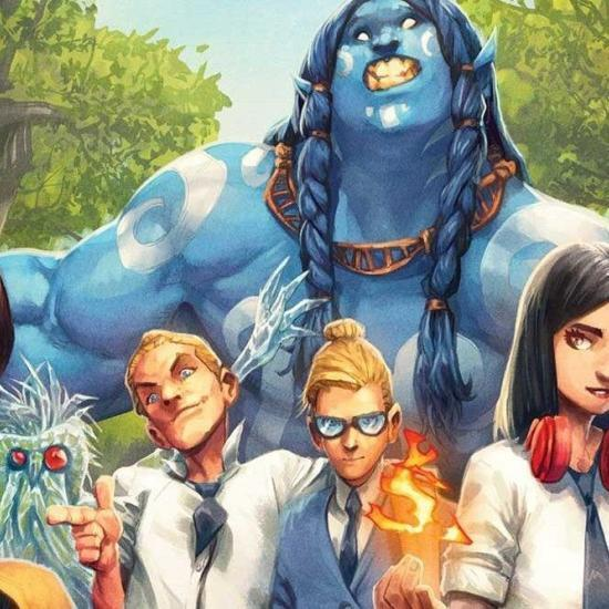 Marvel Studios Working On A Strange Academy Series For Disney Plus
