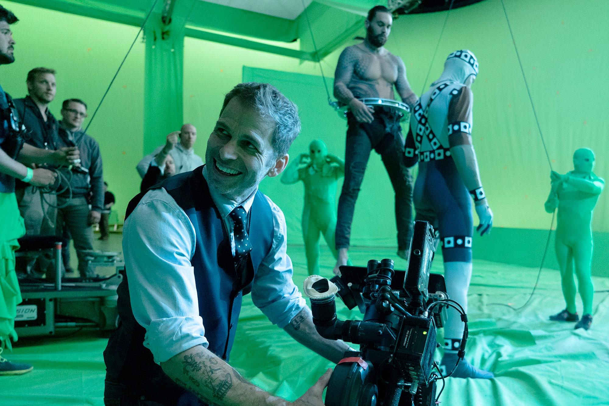 Restoring The Snyderverse Civil War WarnerMedia HBO Max