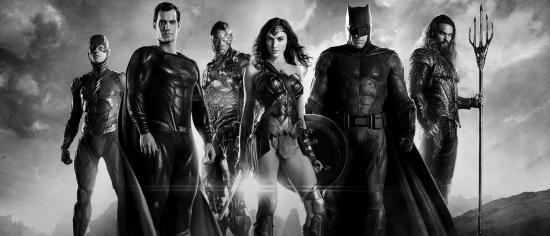 Zack Snyder's Justice League Coming To HBO Max In Black-And-White