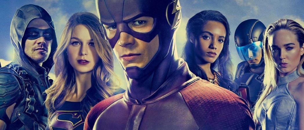Arrowverse Stars The CW