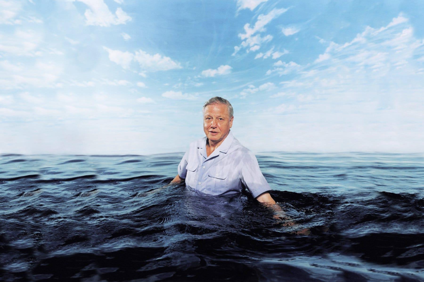 Blue Planet 2 David Attenborough Earth Day