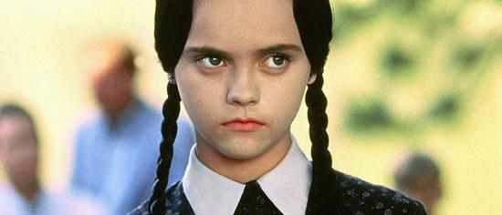 Tim Burton's Addams Family Show Casts Its Wednesday