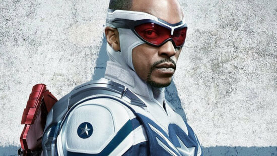 Anthony Mackie Wants To Play Captain America Until He's 65