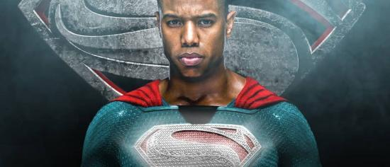 Michael B. Jordan Developing A Black Superman Series