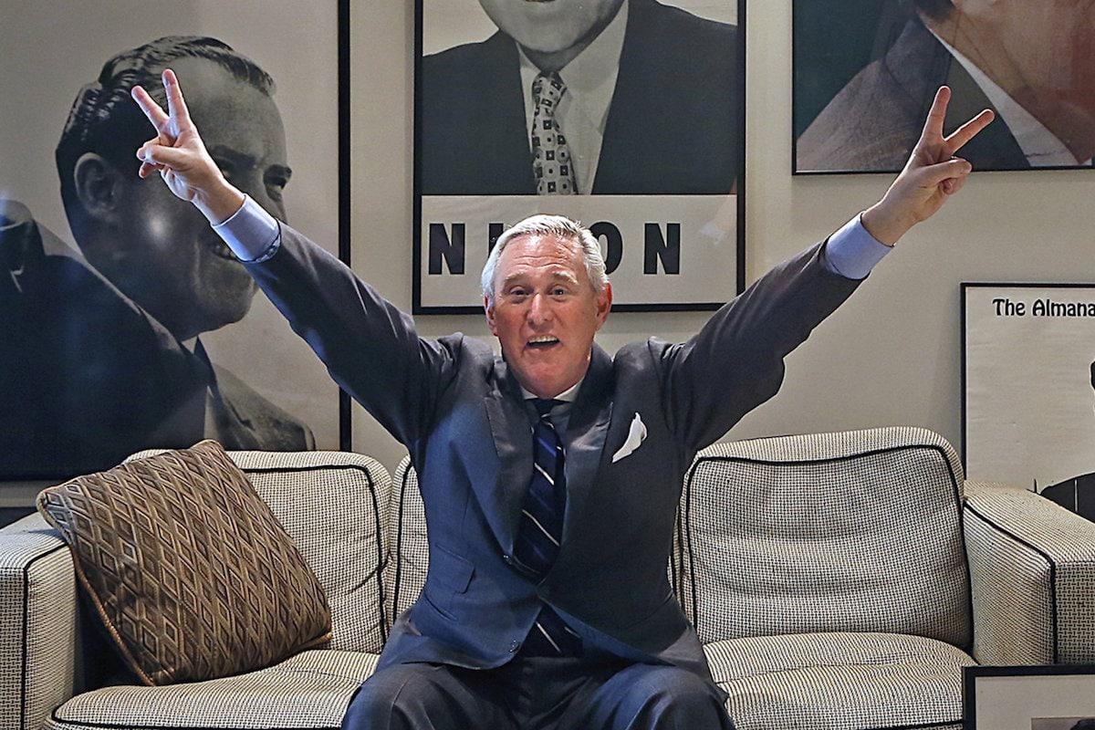 Get Me Roger Stone Netflix Best Political Films