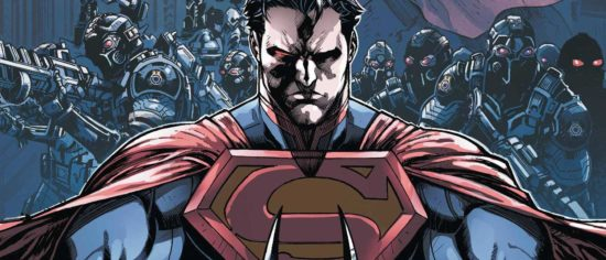 DC Films Reveals An Animated Injustice Movie Is Coming