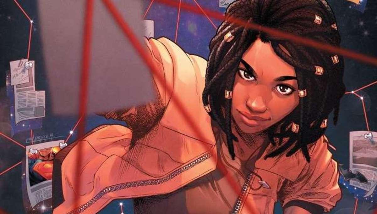 Naomi DC Comics The CW