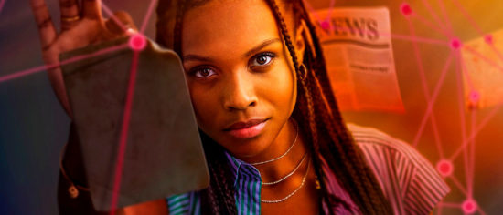 Ava DuVernay's DC Naomi Series Ordered At The CW