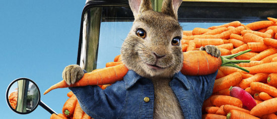 Peter Rabbit 2 Leads UK Box Office Reopening