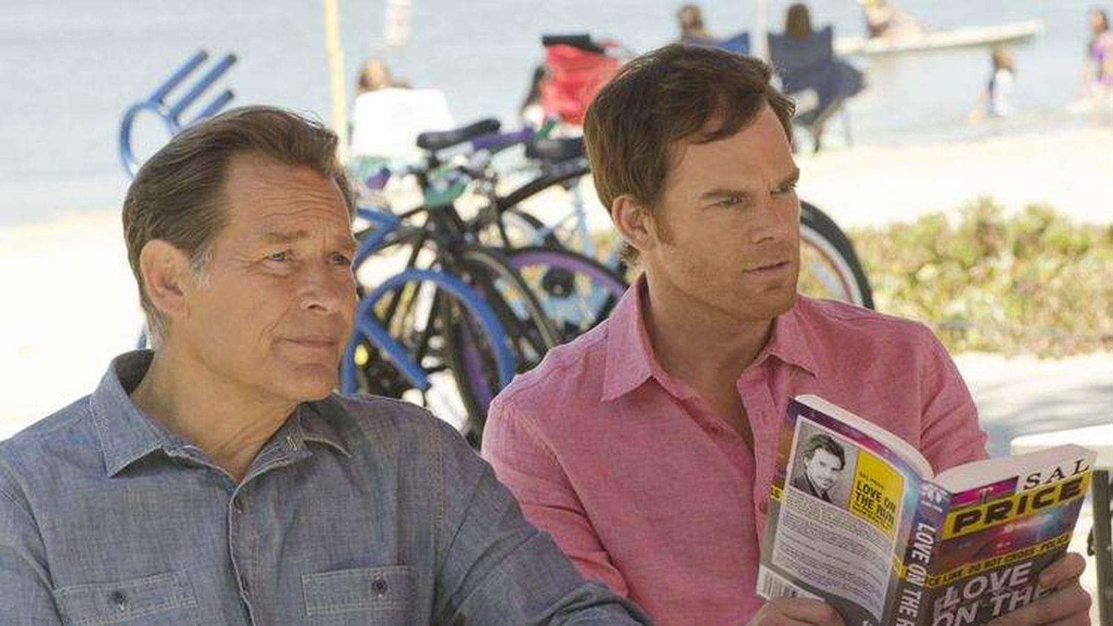 Dexter Season 9 James Remar Michael C Hall