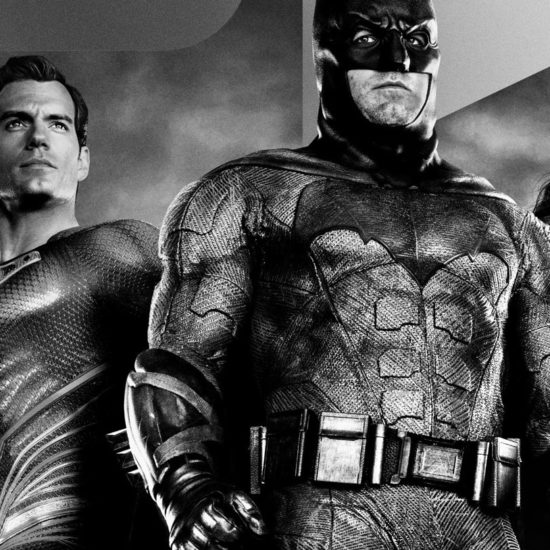 Zack Snyder's Justice League 4K Ultra HD Release Date Revealed