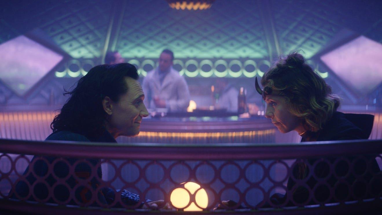 Loki Sylvie Disney Plus Marvel