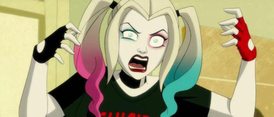 Harley Quinn Boss Reveals Cut Batman Sex Scene