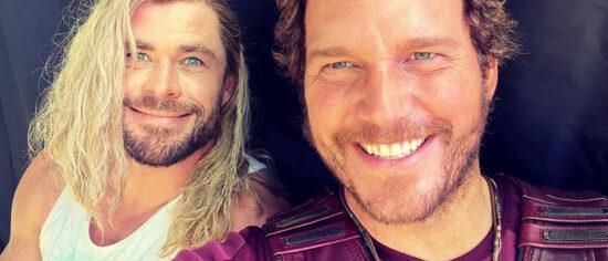 Chris Pratt Teases Star-Lord/Thor Rivalry In Thor 4