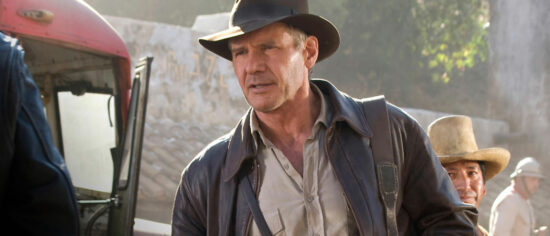 Harrison Ford Spotted With A Sling After Indiana Jones 5 Injury