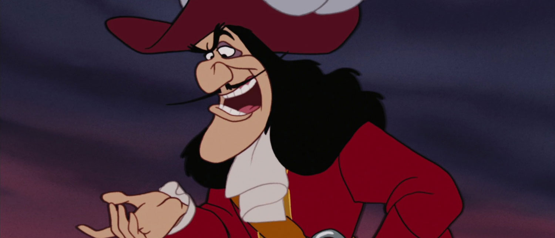 Peter-Pan-Captain-Hook-Disney-Villains