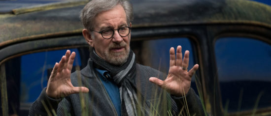 Steven Spielberg To Make Multiple Films With Netflix