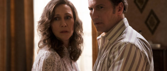 The Conjuring 3 Tops US And UK Box Office