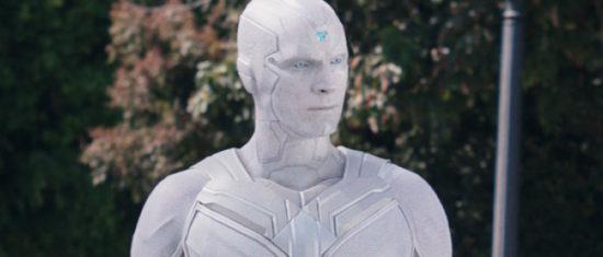 Paul Bettany Teases White Vision's MCU Return