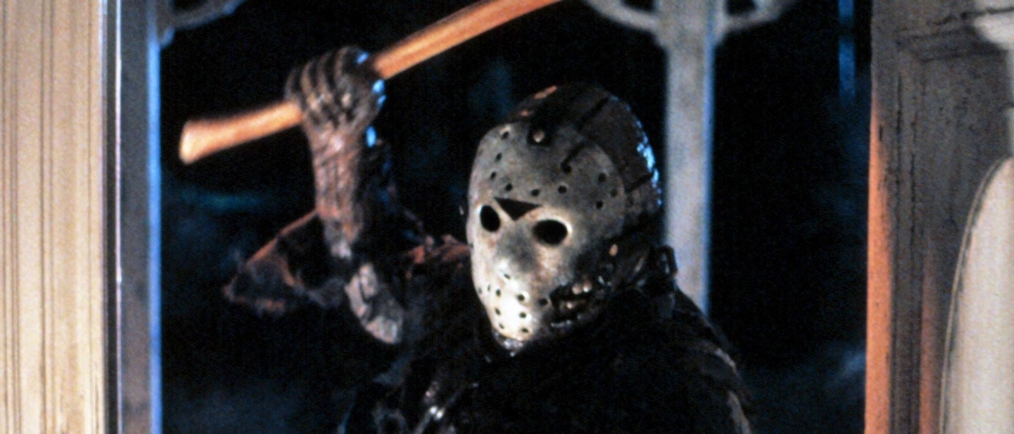 Jason Voorhees Friday The 13th Hugh Jackman