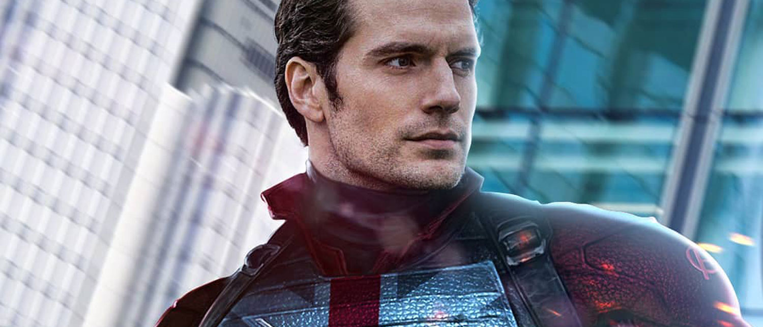 Henry Cavill Not Up For The Role Of Captain Britain