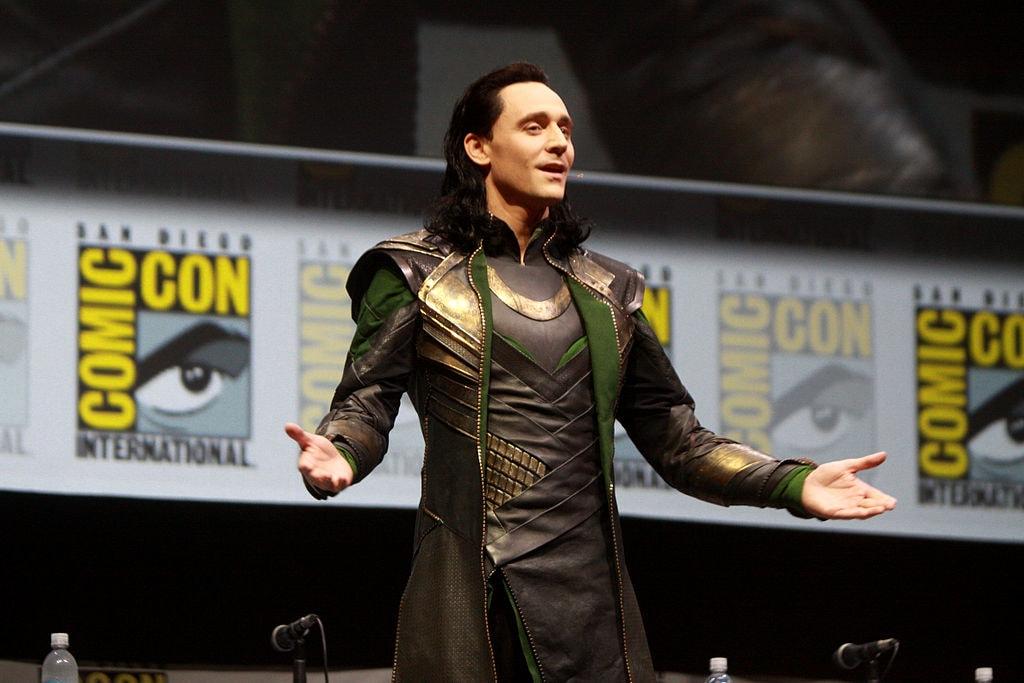 Loki Tom Hiddleston Marvel
