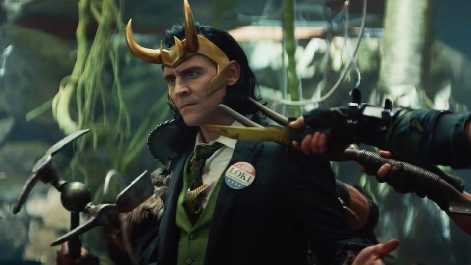 Loki Tom Hiddleston Disney Plus